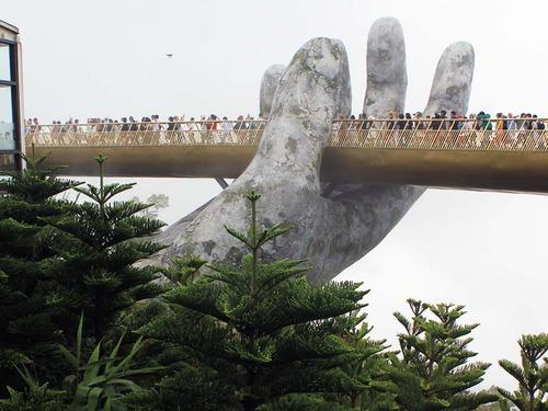 Екскурзия Виетнам и Камбоджа с Дананг и Златния мост - 11 дни