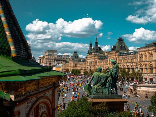 Екскурзия Москва и Санкт Петербург - лято и есен 2021 - 8 дни