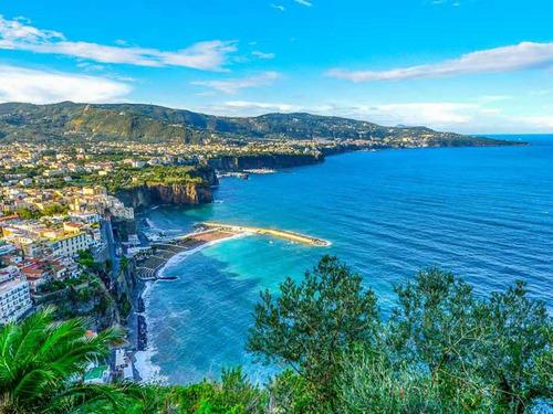 Екскурзия Южна Италия - Амалфийска Ривиера - без PCR тест - 8 дни
