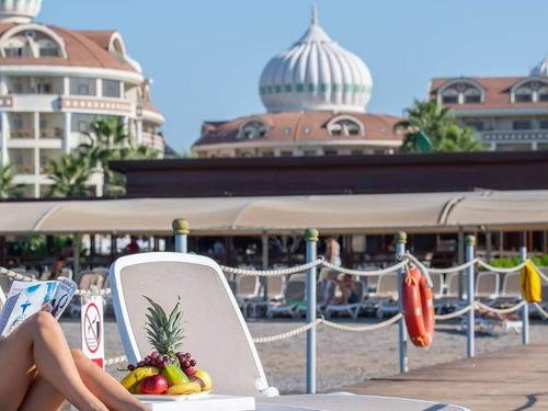 Почивка в Анталия - осемдневна - Kirman Belazur Resort and SPA***** - 8 дни