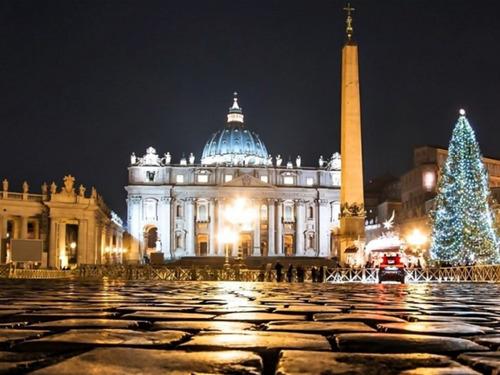 Екскурзия Коледа - Рим - четиридневна - 4 дни