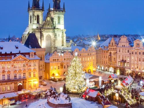Екскурзия Коледа - Прага - от Варна - 4 дни