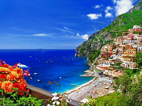 Почивка в Южна Италия - Неапол, Соренто, Амалфи, Позитано, о.Капри и Помпей 2022