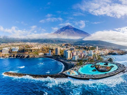 Почивка на Канарските острови - о-в Тенерифе август 2022