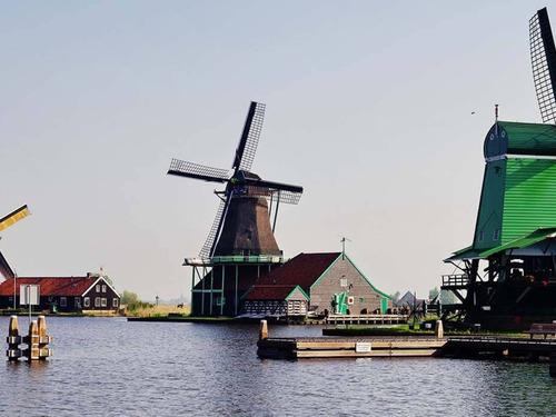 Екскурзия Пътешествие из ниските земи - Белгия - Нидерландия - 6 дни