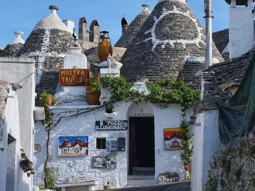 Екскурзия Пулия - очарованието на италианския юг - 4 дни