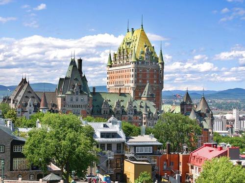 КАНАДА - от Квебек до Ванкувър