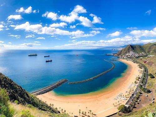 Почивка на Канарските острови - о-в Тенерифе август 2021