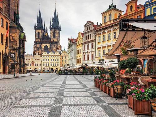 Екскурзия Прага - четиридневна - 4 дни